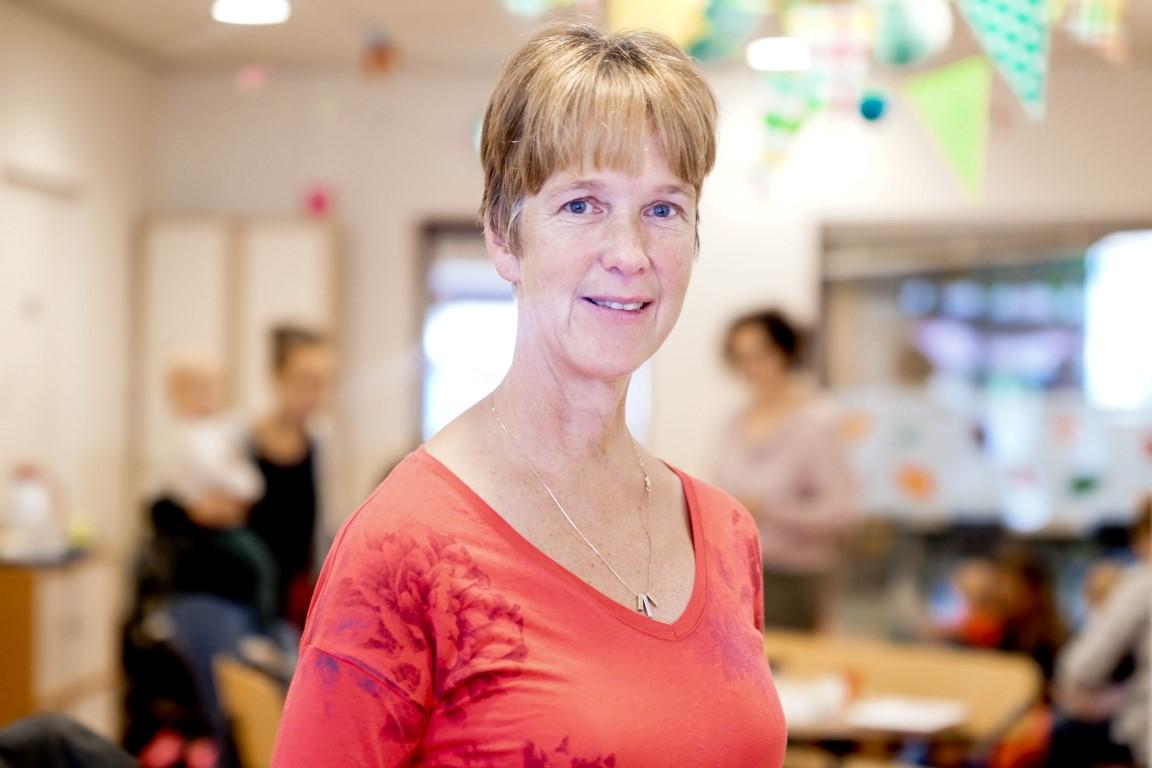 Patricia van der Slot.